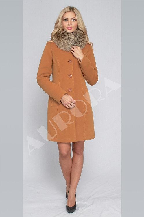 Пальто А-157Z (ткань велюр)