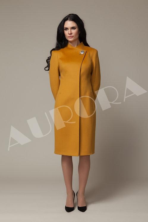 Пальто А-133 (ткань микроворс)