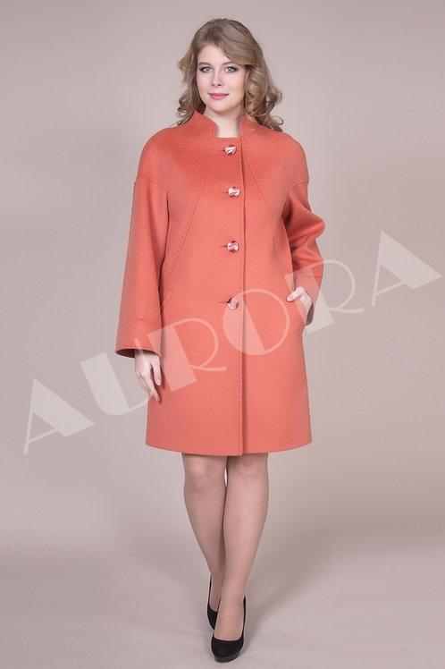 Пальто А-137 (ткань м/в «рубчик», микроворс)