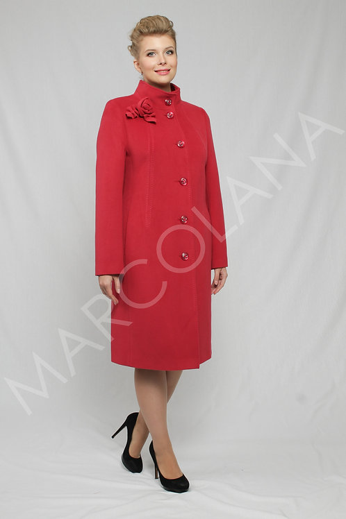 Пальто А-218 (ткань велюр)