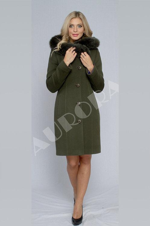 Пальто А-232Z (ткань велюр)