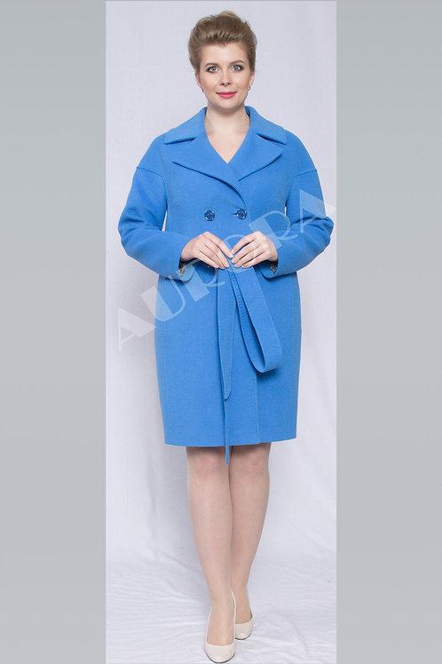 Пальто А-245 (ткань велюр)