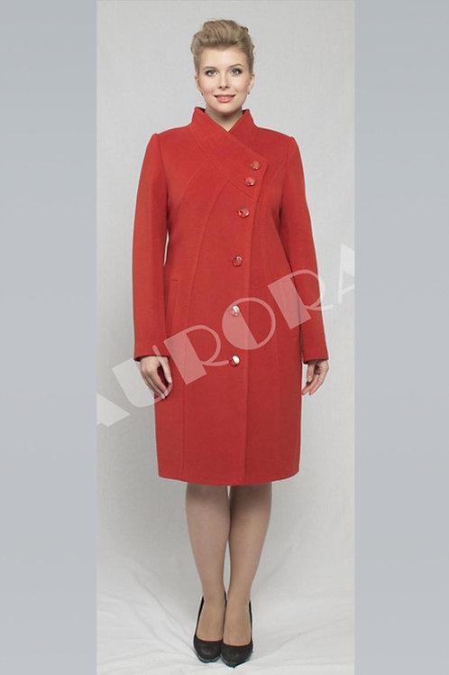 Пальто А-225  (ткань велюр)