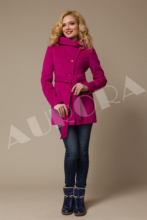 Пальто А-148 (ткань велюр)
