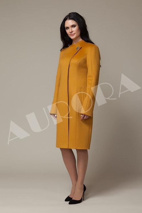Пальто А-133 (ткань велюр)