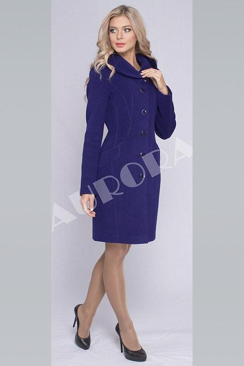 Пальто А-234  (ткань велюр)
