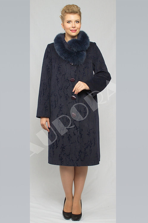 Пальто А-175Z (ткань флок)