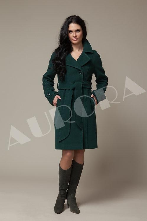Пальто А-160 (ткань велюр)