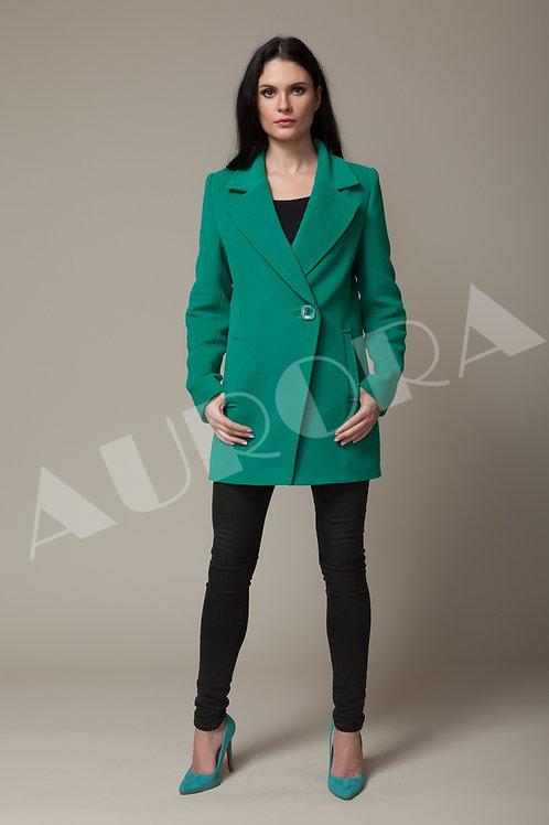 Пальто А-179 (ткань велюр)