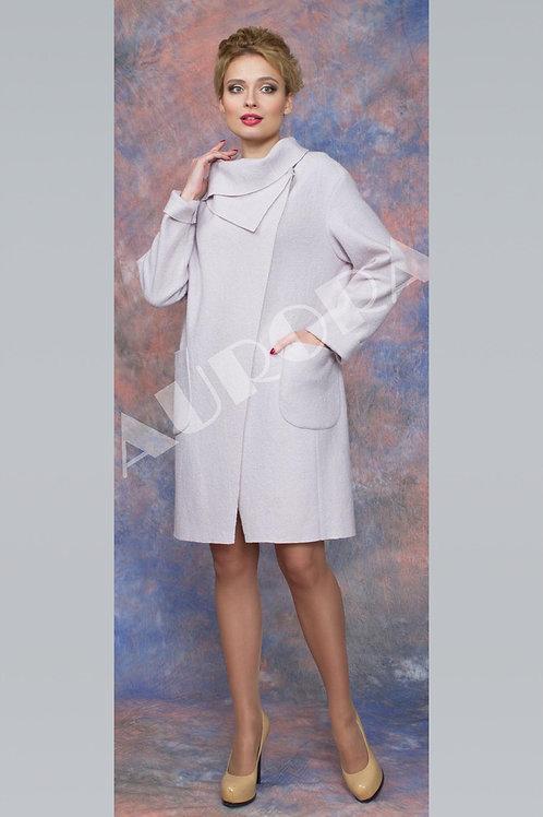 Пальто А-279 (ткань - вареная шерсть)