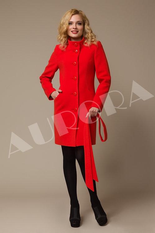 Пальто А-184 (ткань велюр )