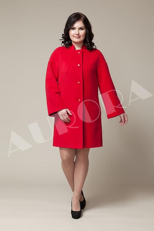 Пальто А-137 (ткань - велюр, велюр «прима»)