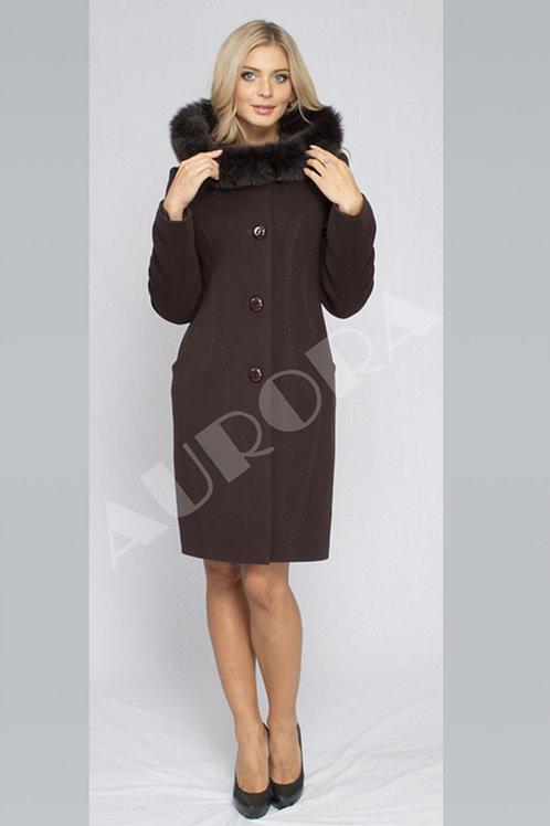 Пальто А-149Z (ткань велюр)