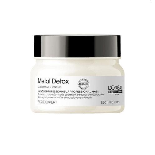 Masque metal detox l'oréal professionnel
