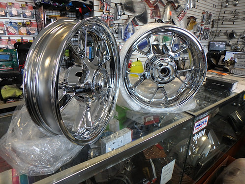KAWASAKI ZX14 CHROME WHEEL 2006- 2011