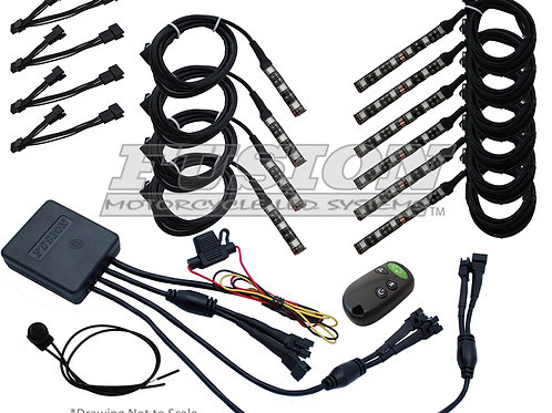 FUSION LED - STAGE 2 LIGHT KIT (great for engine bays)