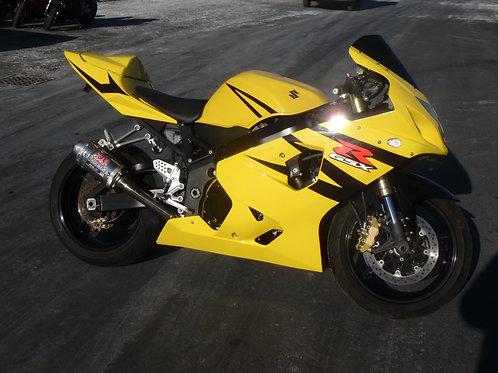 2004 SUZUKI GSXR 600
