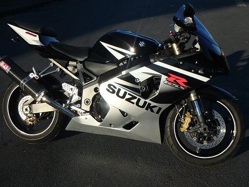 2005 SUZUKI GSXR 600