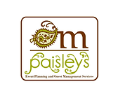 mPaisley's Event Planning Logo
