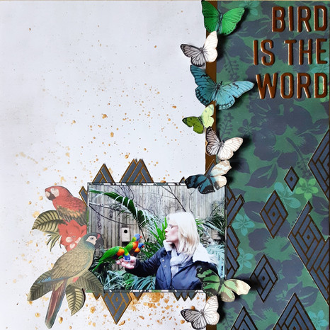 BIRD IS THE WORD