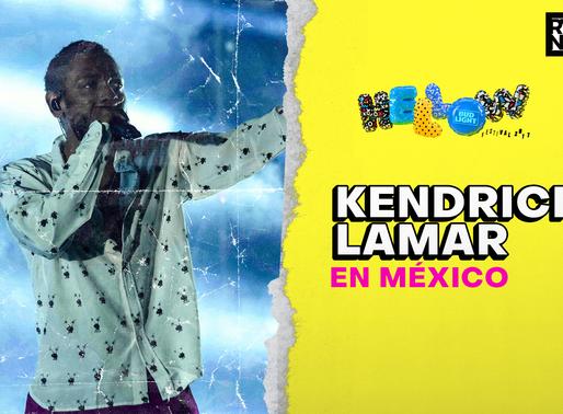 Kendrick Lamar en México