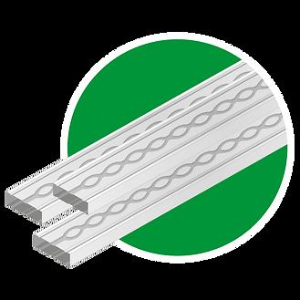 Estrutura Galvanizada Mr Roof Estuturas e Telhas em aço galvanizado