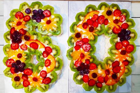 עוגת המספרים 60