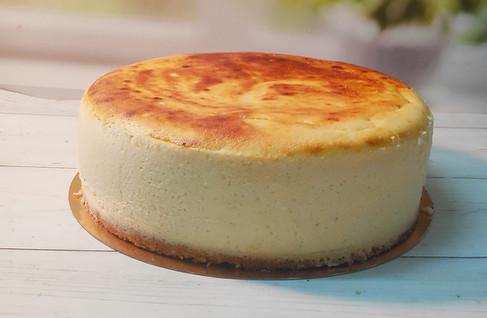 עוגת גבינה.