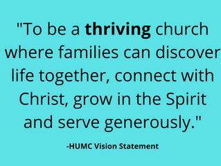 """Thrive Church"" Proposed Name Change FAQ"