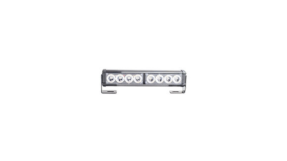 Powerstick-8 LED Amber Light Bar