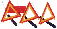 Victor Warning Triangle Kit