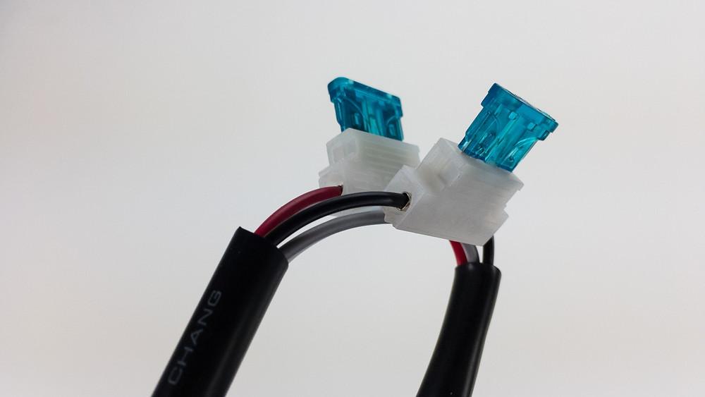 Strobe Light Bar fuses