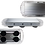 Thumbnail: LED  Warning Lights Kit with Mini Light Bar and Directional Bar Amber (Level 2)