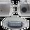 Thumbnail: LED Amber Warning Light Combo Package with Mini Beacons (Level 1)