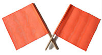 Safety Flag Set (2)