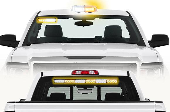 Supervisor Combo Amber LED Light Kit