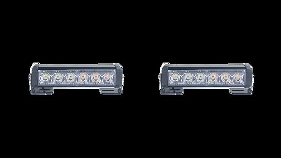 LED Strobe Double Light Head Kit 12W