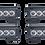 Thumbnail: LED Strobe Quad Light Head Kit