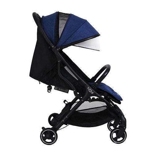 MOMI - Coche compacto - negro/azul