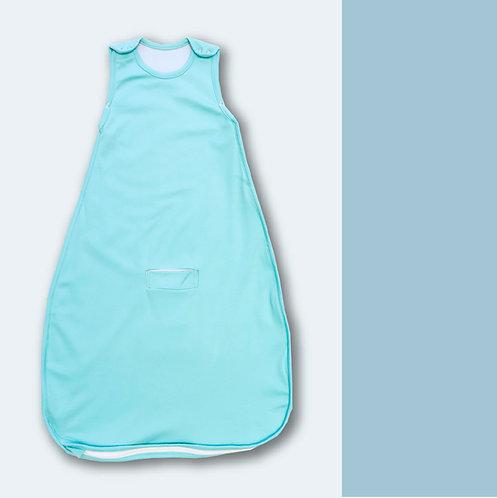Saco Balún 0m-24m azul pastel