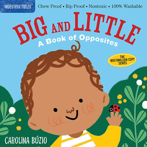 Libro Big and Little - Indestructibles