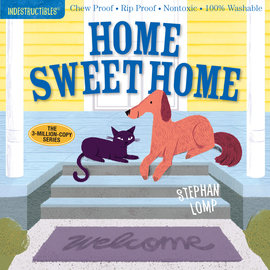 Libro Home sweet home- Indestructibles