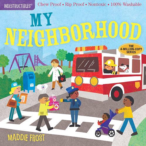Libro My Neighborhood- Indestructibles
