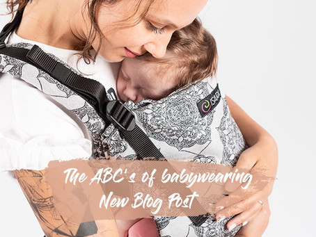 Tips para llevar correctamente a tu bebé en el portabebés/mochila ergonómica