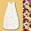 Thumbnail: Saco Balún 0m-24m círculos de colores