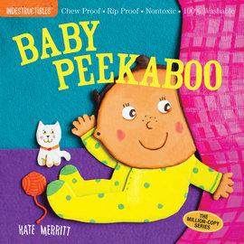Libro Peekaboo- Indestructibles