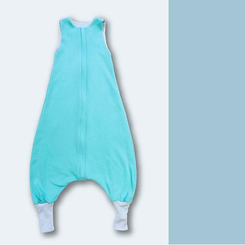 Saco Balún 18m-5a azul pastel