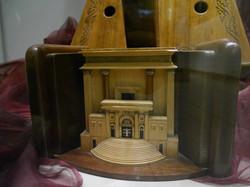 Temple Replica Harp Base