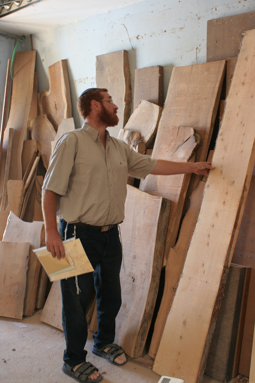 Approving Wood Selection