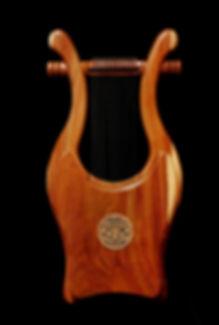 Israeli Rosewood, Menorah Circlet (Templ